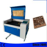 Quality Pakistan CO2 Laser Engraver , Co2 Laser Engraving Cutting Machine For Bamboo for sale