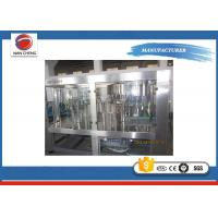 Buy 2000bph Plastic Bottle Pure Water Rinsing Filling Capping Machine at wholesale prices