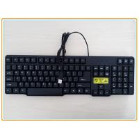 High quality Cleanroom ESD Computer Keyboard with Wire