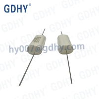 Quality Audio Film Capacitor CBB20-0.68UF/630V Self Healing Low Loss for sale