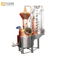 China 2000l industrial distillation equipment (stainless steel/copper) on sale