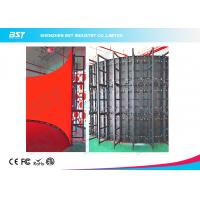 Quality 500X1000mm full color outdoor led display screen waterproof Energy saving for sale