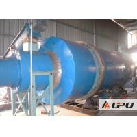 High Thermal Efficiency Intermittent Industrial Drying Equipment For Quartz Sand for sale