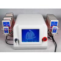 Quality Qualified Diode Lipoo Laser slimming machine/body slimming lipo laser for salon use Au-64 for sale