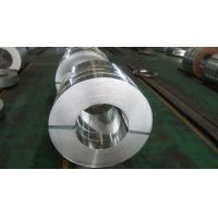 Quality Regular Spangle 30mm to 400mm Hot Dipped Galvanized Steel Strip with Z10 / Z27 Zinc Coating for sale