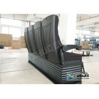 Quality Environment Friendly Big 4D Movie Theater 4DM Motion Chair Easy Installation for sale