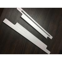 Buy 6061 T6 Aluminium Extrusion Profiles CNC Milling Matt Silver Anodized for Solar at wholesale prices