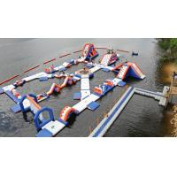 Quality Cambodia Water Games Inflatable Water Park Equipment For Kids and Adults for sale
