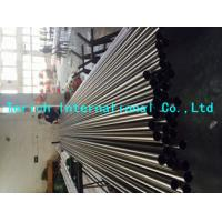 Quality ASTM A249 Welded Austenitic 1/4 Stainless Steel Tube for Boilers / Heat Exchanger for sale