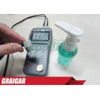 Quality Electronic Measuring Equipment MT160 Ultrasonic Thickness Gauge Tester Meter 300mm for sale