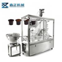 China High Accuracy Coffee Capsule Filling Machine For Dolce Gusto on sale