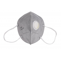 Quality Healthy Breathing Dustproof High Quality Kn95 Grey Face Mask for sale