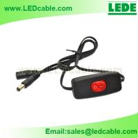 12V In-Line On/Off Switch with LED Indicator for sale