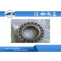 Quality Spherical Stainless Steel Roller Bearing SKF FAG 22222 E 110 x 200 x 53 MM Metal Cage for sale