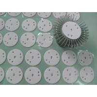 Quality High Power LED Lights Thermal Gap Fillers , Glass Fiber Backing Conductive Silicone Rubber for sale