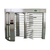 Quality Prison / Subway Automatic Systems Turnstiles Full Height With 120 Degree Rotating for sale