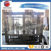 Quality Cost-Effective 3-in-1 Automatic Fruit Mango Juice Filling Machine for sale