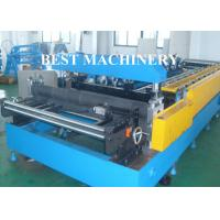 Quality Rolling Shutter Door Roll Forming Machine Slat Cover Box Bending Making for sale