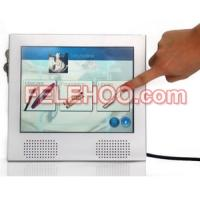 China 10inch Touch Screen LCD Advertising Player,interactive Digital signage on sale