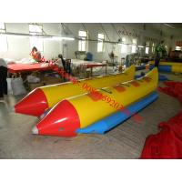 Buy cheap inflatable boat inflatable water banana boat inflatable banana boat at wholesale prices