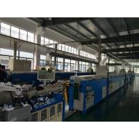 Quality EPDM Strip Rubber Extrusion Line , CE ISO9001 Silicone Rubber Extrusion Machine  for sale
