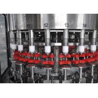 Quality Stainless Steel Hot Filling Machine , Pulp Juice Filling Equipment for sale
