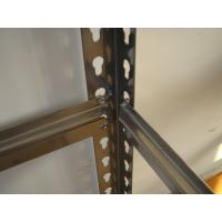 Buy cheap Warehouse Steel Light Duty Racking Nice Rivet Boltless Shelving WIth Simple Structure from wholesalers