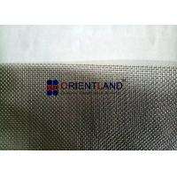 China Square Mesh Stainless Steel Wire Cloth / Stainless Steel Hardware Cloth Anti Rust on sale