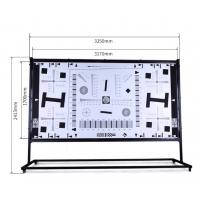 Quality 120000lux 8x ISO1233 Resolution Test Chart Bracket AC100V for sale