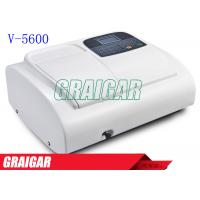 Quality Visible Spectrophotometer Lab Measuring Instruments Bandwidth 2nm Standard Curve for sale
