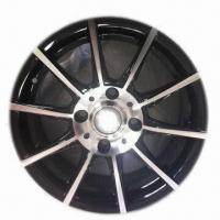 Quality Car Alloy Wheel Rim of Aftermarket, Comes with BKF Polish, Measures 13 x 5.5,14 x 6/15 x 6 Inches for sale