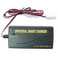 Quality 7 - 8 Cells Lithium Polymer Battery Charger With Switch 33.6V And 29.4V for sale