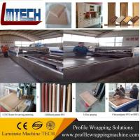 China hot sale vacuum membrane press machine manufacturers for sale