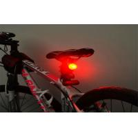 Quality Mini Rubber Flashing Warning Led Bike Lights Bicycle Decorative Hanging Light for sale