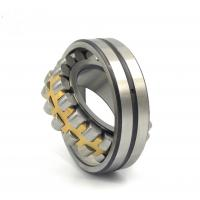 Double rows spherical roller bearing 23060MB brass cage large size