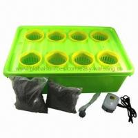 Buy cheap DWC Hydroponic System, 8 Sizes of Cup, EHW0106 from wholesalers