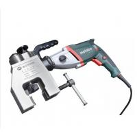 China Metabo Motor Portable Pipe Beveler , Compact Portable Pipe Beveling Machine on sale
