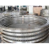 Quality Custom S355+N Forged Alloy Steel Rolled Ring Forgings Flange ASTM DIN for sale