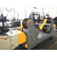 Quality Digital Readout Self Aligning Welding Rotator With Hand Box / Foot Pedal Control for sale