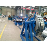 China Steel Beam C Z Purlin Roll Forming Machine For Prefab House 16MPa 22KW for sale