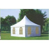 Buy Flame Retardant Outdoor Event Tent UV Protection With ABS Solid Wall at wholesale prices
