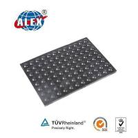 Quality Plasctic Rail Pad for Steel Rail Seat for sale