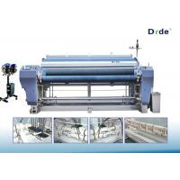 Quality Fabric Weaving Water Jet Powered Loom Machine Plain Weaving Construction for sale