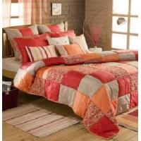 Quality 100% Jacquard Cotton Hotel Flat Sheet for sale