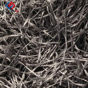 China Concrete Structural Concrete Reinforcement Fiber Twist Polypropylene Fiber Polymer Fiber on sale