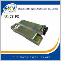 China 10Gbps zr sfp+ compatible sfp 1550nm 80km single mode transceivers for sale
