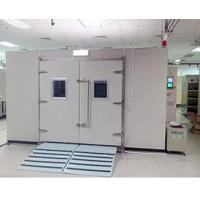 Quality Imported Compressor Walk In Humidity Chamber High Speed Heater Surface Evaporating System for sale
