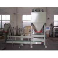 Quality High Speed Briquette / Coal Bagging Machine With Auto Belt Conveyor for sale