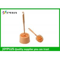 Quality Various Style Bathroom Cleaning Accessories Toilet Brush Holder Set OEM Acceptable for sale