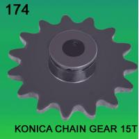 Quality CHAIN GEAR TEETH-15 FOR KONICA minilab for sale